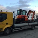 midi graver transport Winkel Infra
